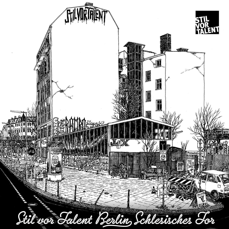 """Stil vor Talent startet neue Compilation-Reihe. Start: """"Schlesisches Tor"""""""