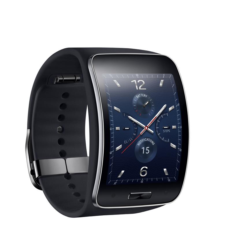 Samsung präsentiert seine neue Smartwatch Gear S