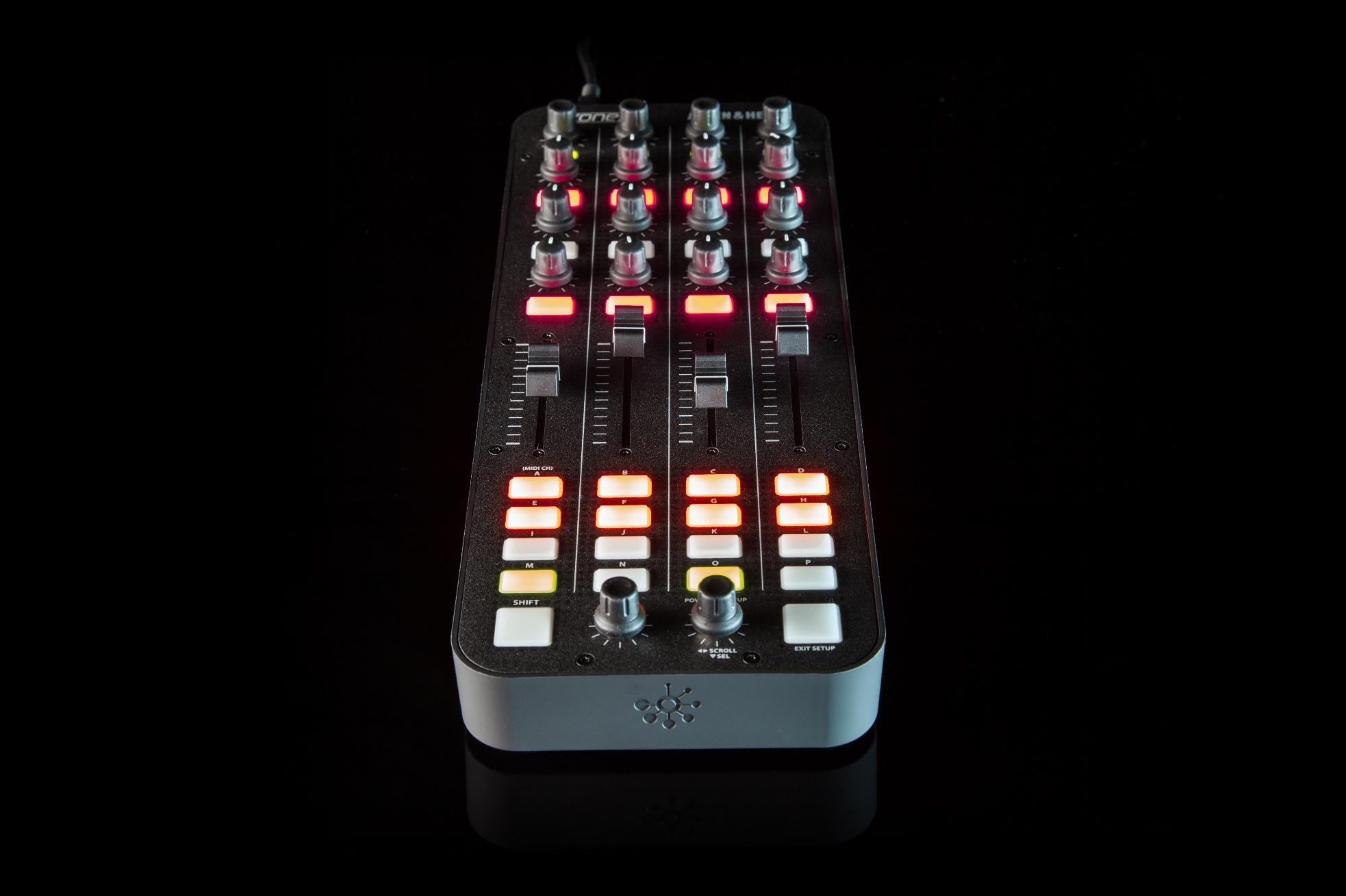 Allen & Heath bringen neuen Controller auf den Markt: K1