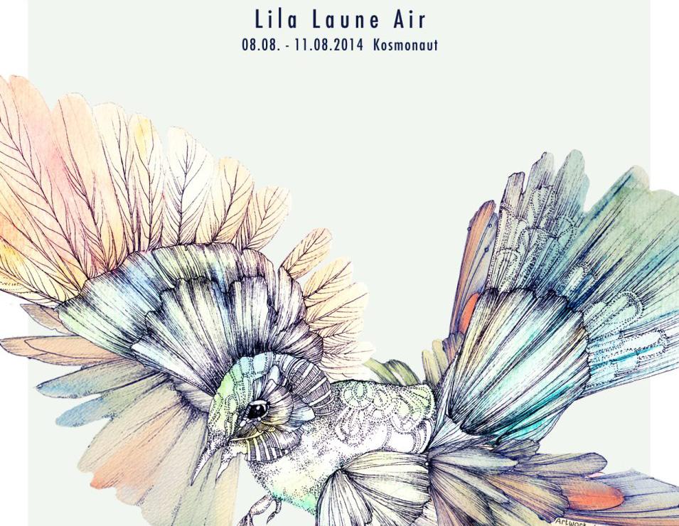 Lila Laune ist in the Air – drei Tage Feierei im Kosmonaut