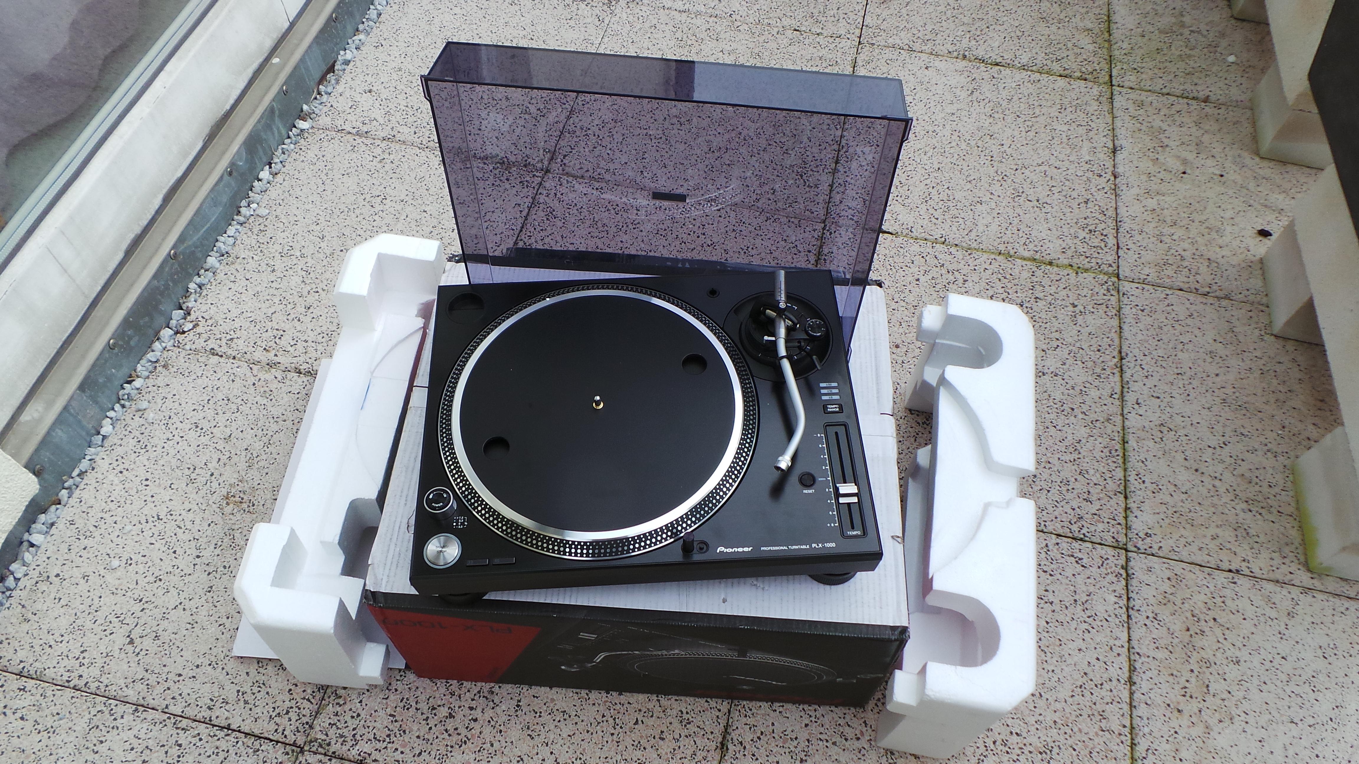 Pioneer DJ Turntable PLX-1000 – im Oktober-Heft im Test – hier ein Vorgeschmack