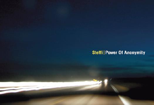 Steffi und die Macht der Anonymität – neues Album!