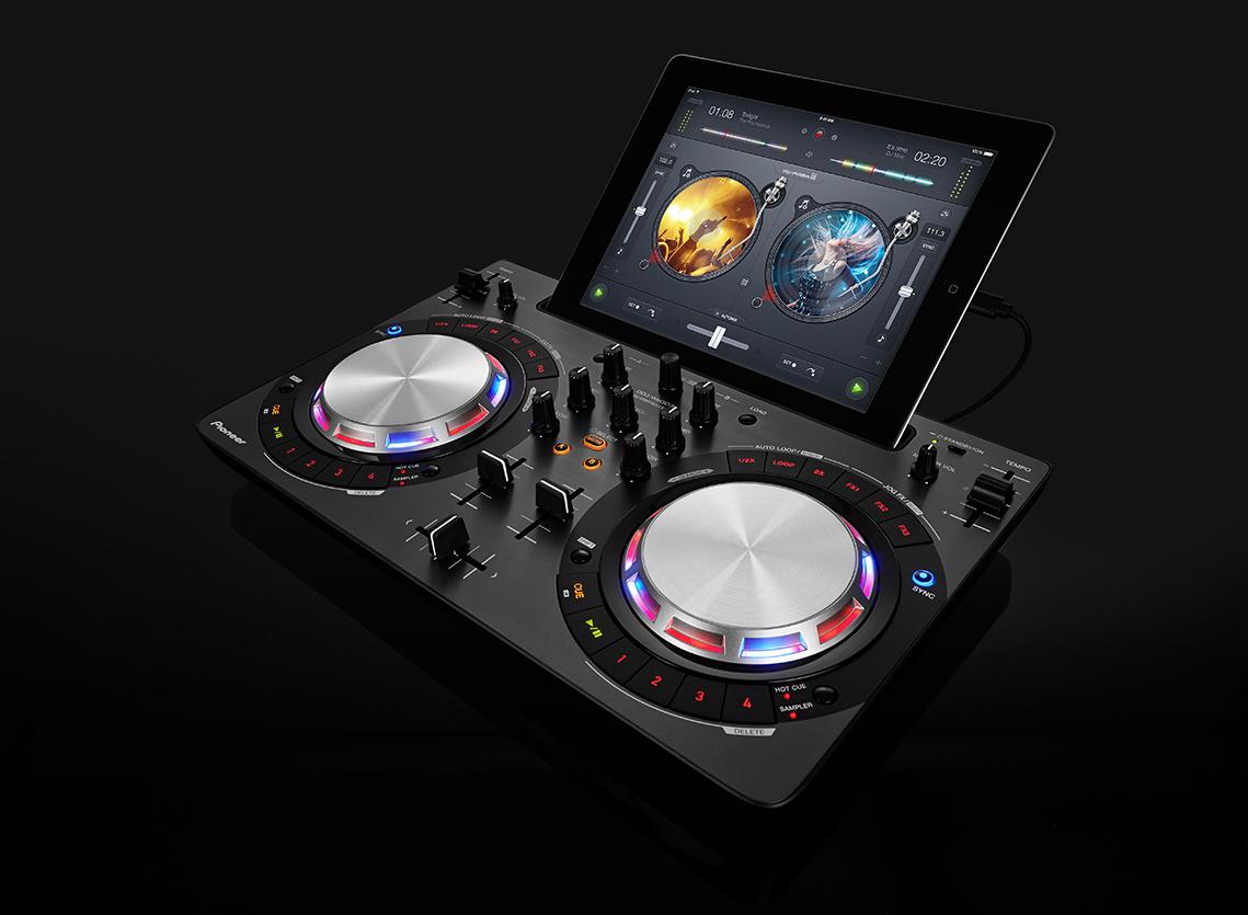 Spotify im Mix – Pioneers DDJ-WeGO3 integriert Musik von der Cloud
