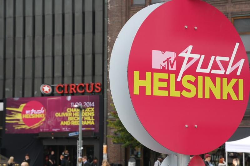 MTV Push Helsinki 2014 – Impressionen vom Festival