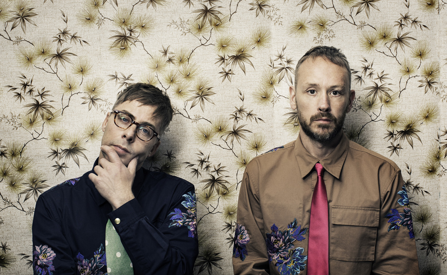 Basement Jaxx – UFOs über Kings Cross