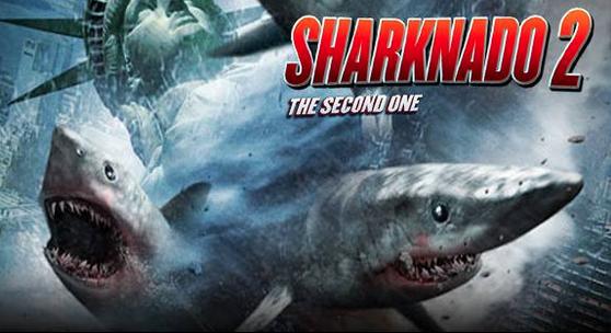 Sharknado 2 – das Grauen kehrt zurück