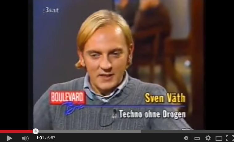 Sven Väth – ein Blick zurück