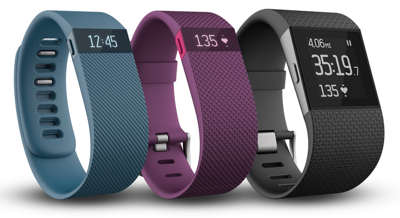 Neue Fitness-Tracker von Fitibit: Charge, Charge HR & Fitbit Surge