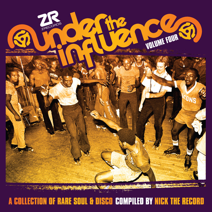 Nick The Record – Under The Influence Vol. 4 (Z Records)