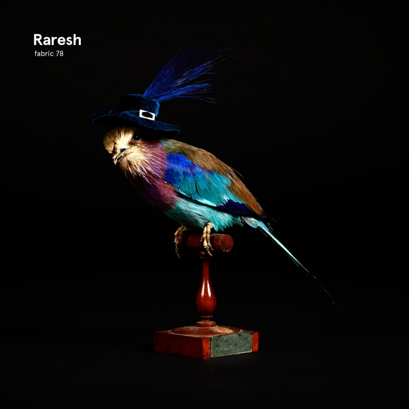 "London trifft Bacau – Raresh mixt die ""Fabric 78"""