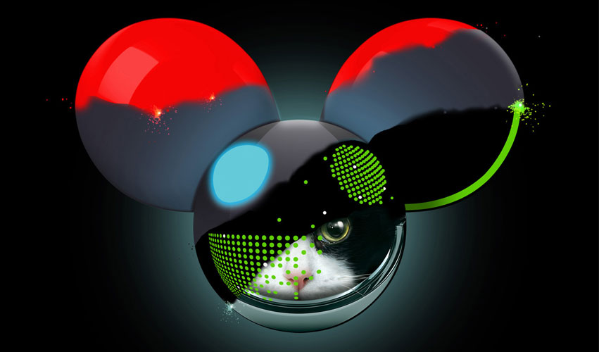 "Hier kommt die deadmau5: ""5 years of mau5"""