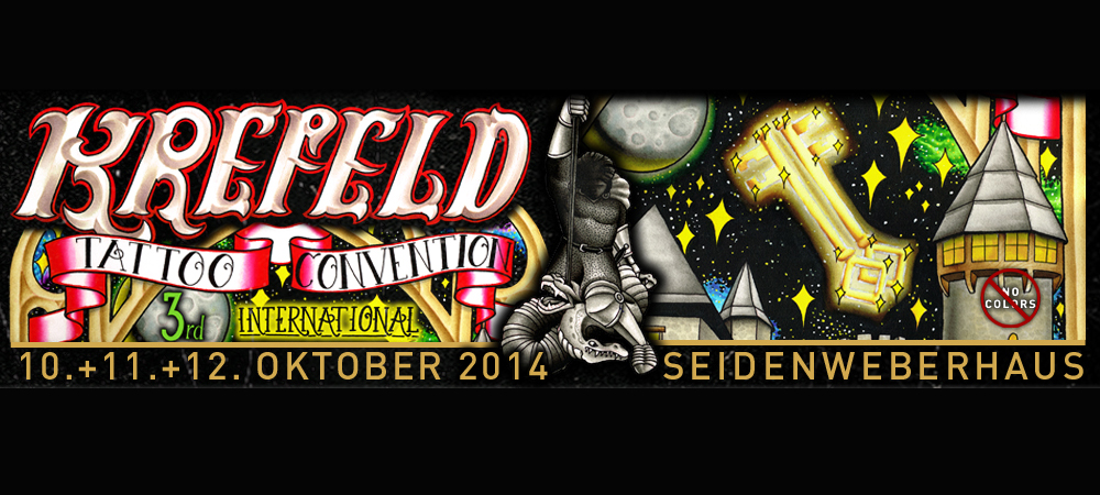 Tattoo Convention in Krefeld