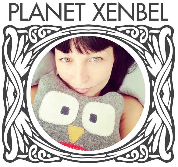 Planet Xenbel – 32 kbit/s!