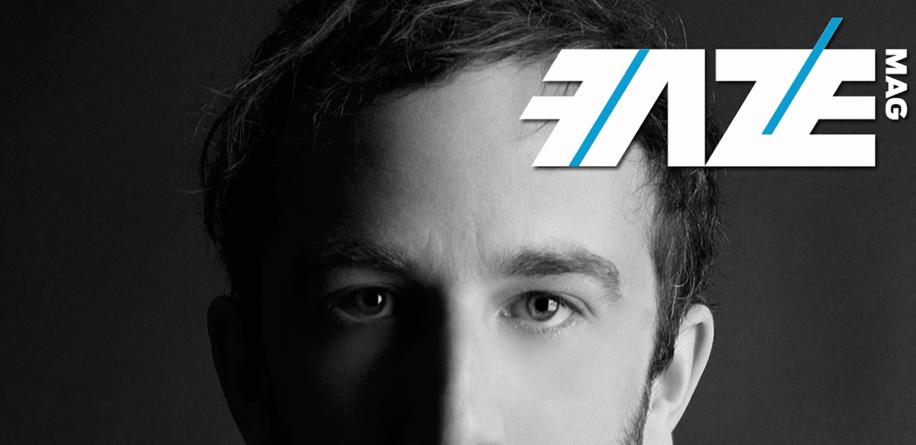 FAZEmag DJ-Set #32: Philip Bader – exklusiv bei iTunes