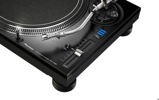 Pioneer PLX 1000 – The ultimate backspin?