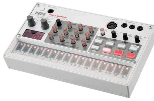 Software Development Kit für KORG Volca vorgestellt