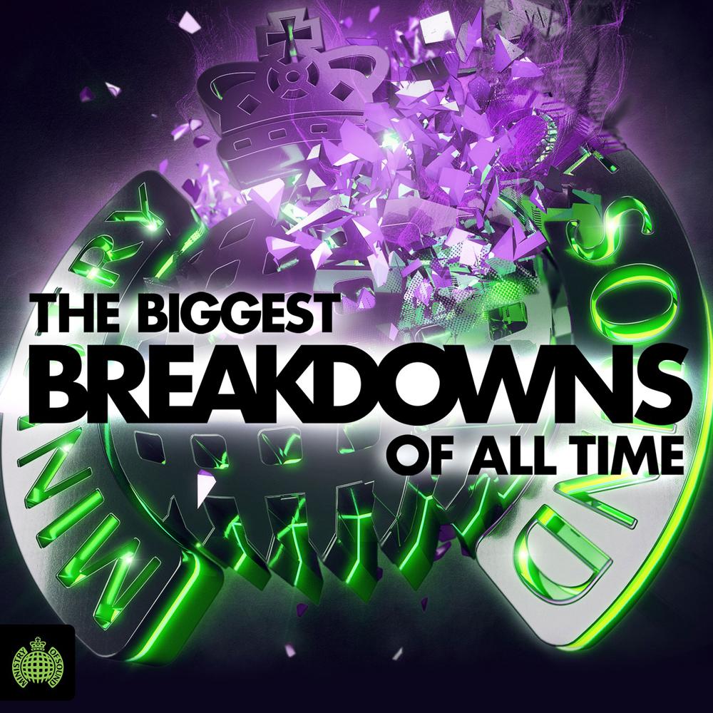 """Ministry of Sound präsentiert """"Breakdowns"""""""