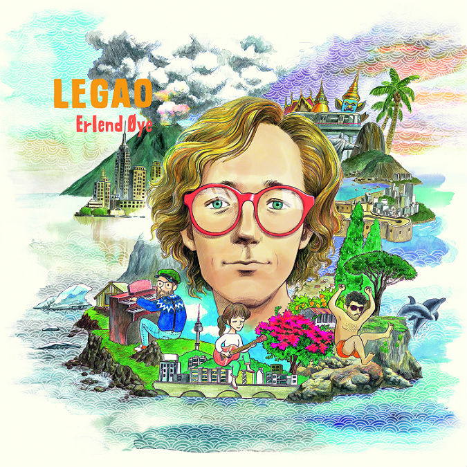 Erlend Øye – Legao (Bubbles Records)