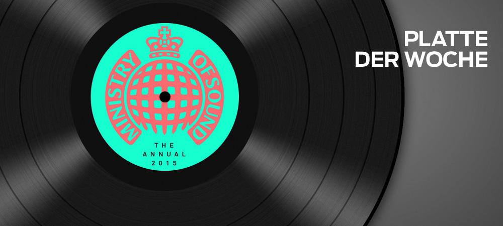 V.A. – The Annual 2015 (Ministry of Sound)