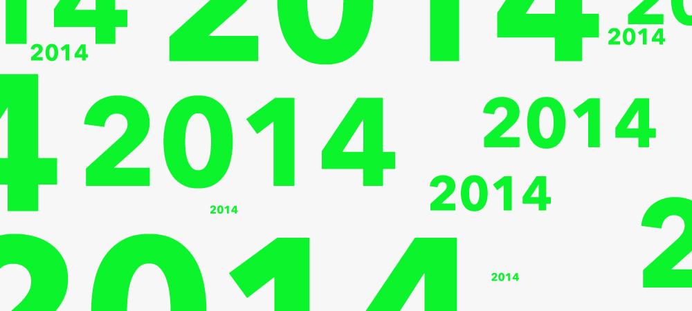 Rückblick 2014: die Themen, die euch interessierten
