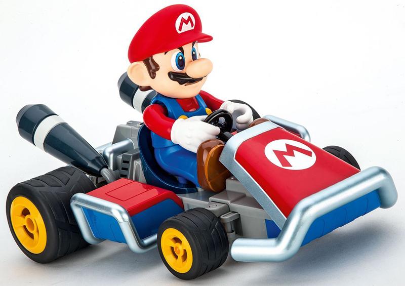 Mario Kart 7 – runter vom Bildschirm, rein ins Wohnzimmer!