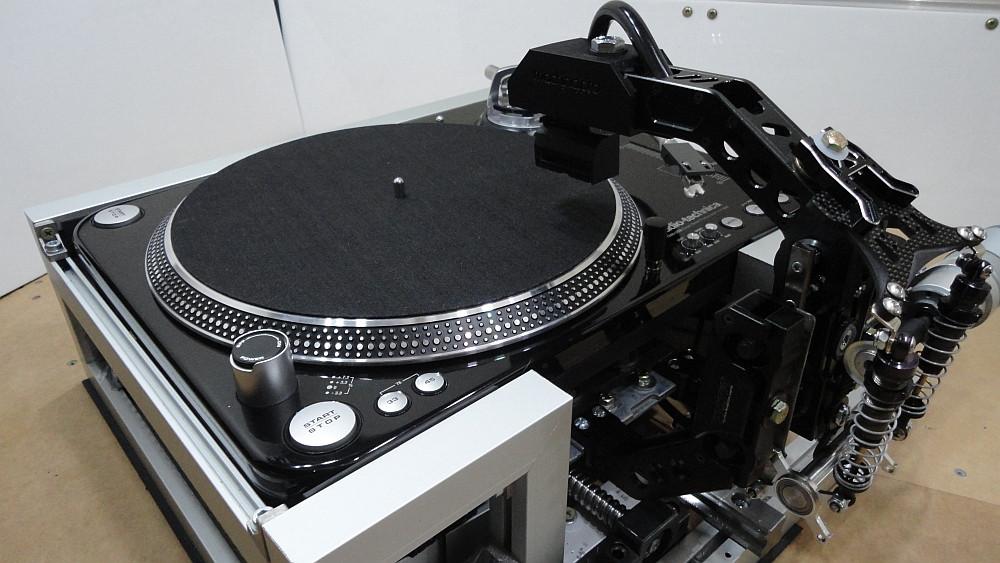 Desktop Record Cutter – Platten selbst schneiden
