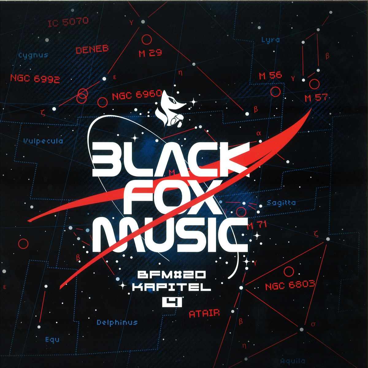 V.A. – Black Fox Music Kapitel 4 (Black Fox Music)