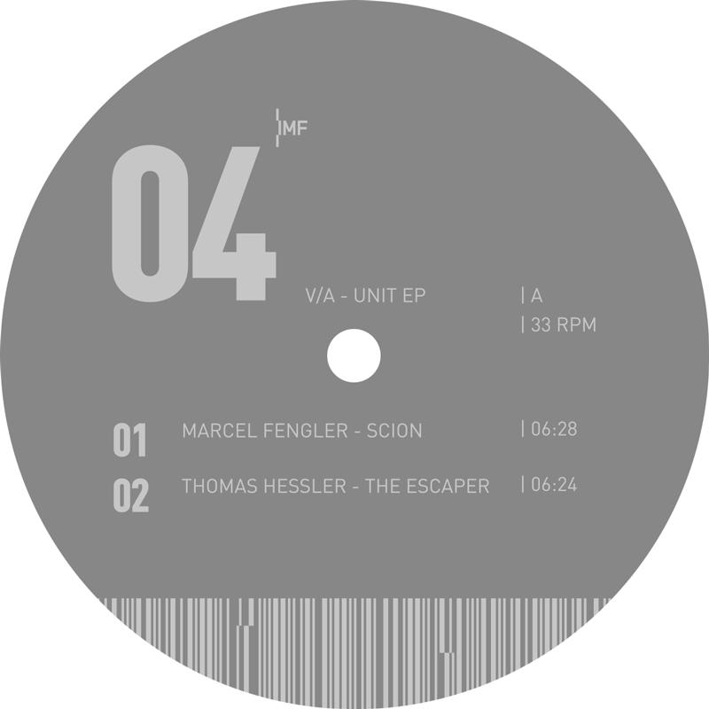 V.A. – Unit EP (Index Marcel Fengler)