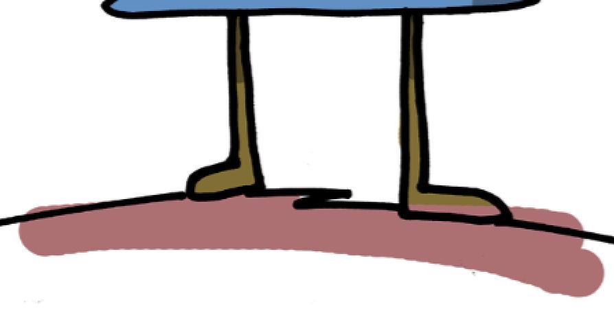 Gubis eher nicht so dolle DJ-Karikaturen: Robert Hood