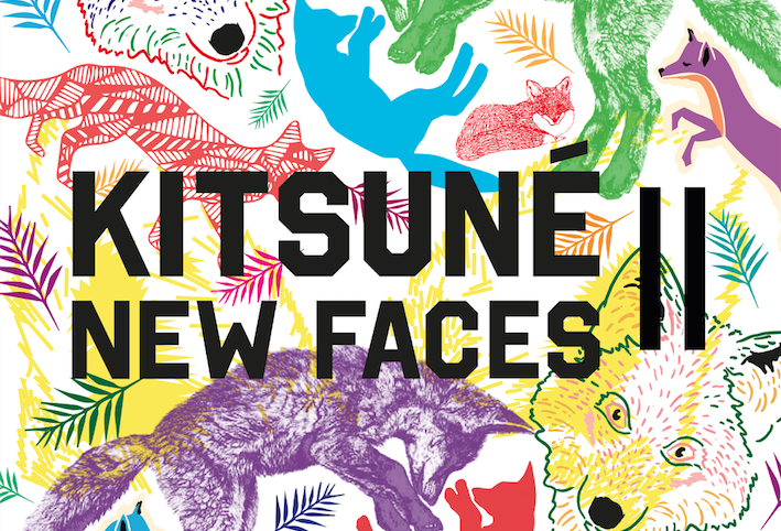 "Kitsuné präsentiert wieder ""New Faces"""