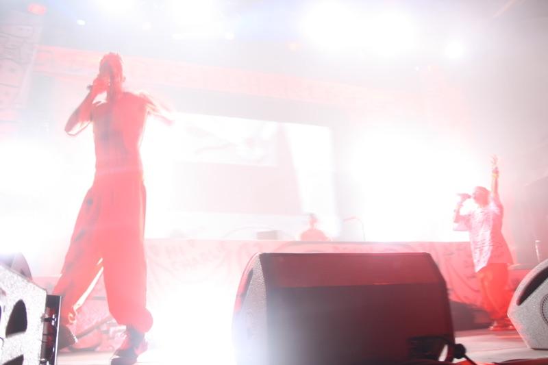 Die Antwoord – Impressionen vom Konzert in Köln (19.01.15)