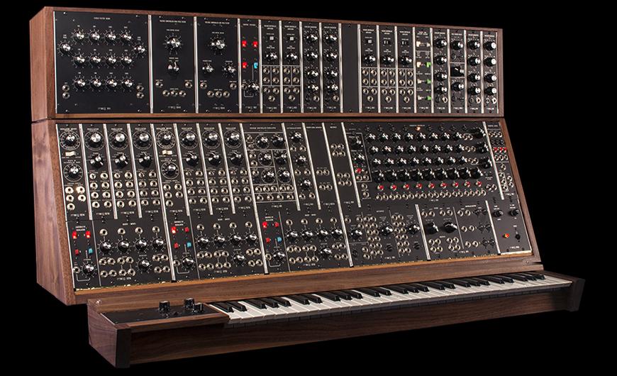 Moog belebt Synthesizer von 1973 wieder