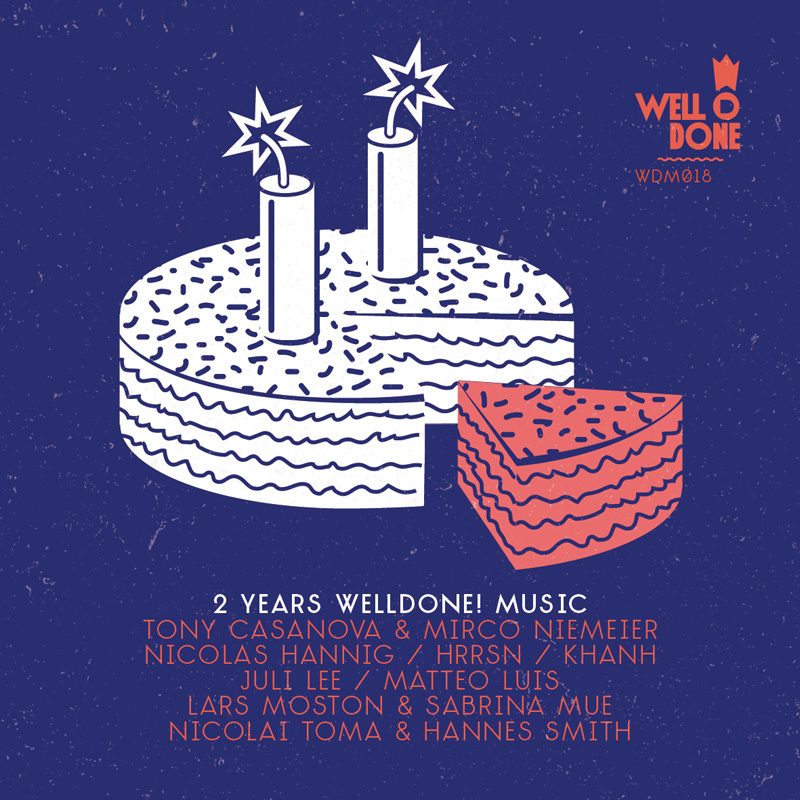 V.A. – 2 Years Well Done! Music