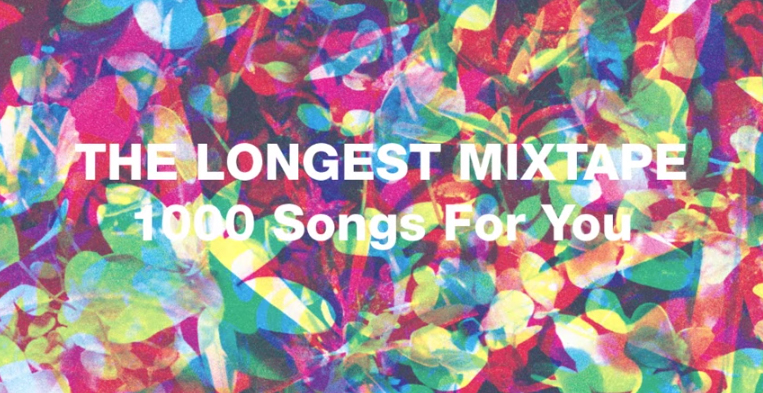 "Mixtape von Caribou: ""1000 Songs for You"""