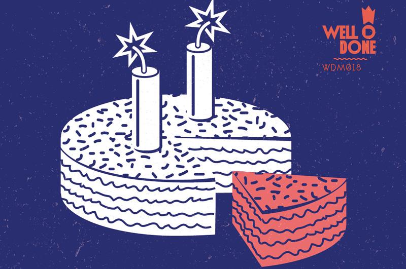 WellDone wird zwei Jahre alt – Compilation erscheint