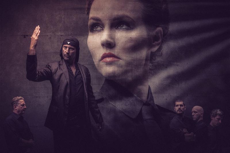 """Laibach lassen Album """"Spectre"""" remixen und produzieren Musik für """"Iron Sky 2"""""""