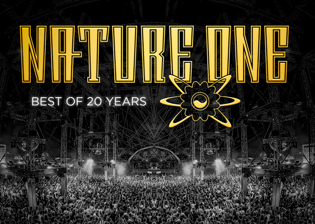 "NATURE ONE feiert Geburtstag mit ""Best Of 20 Years""-Compilation"