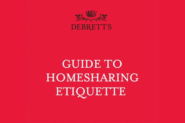 """Airbnb und Debrett's präsentieren Reiseknigge: """"Guide To Homesharing Etiquette"""""""