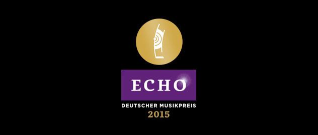 Echo 2015 – die Nominierten!