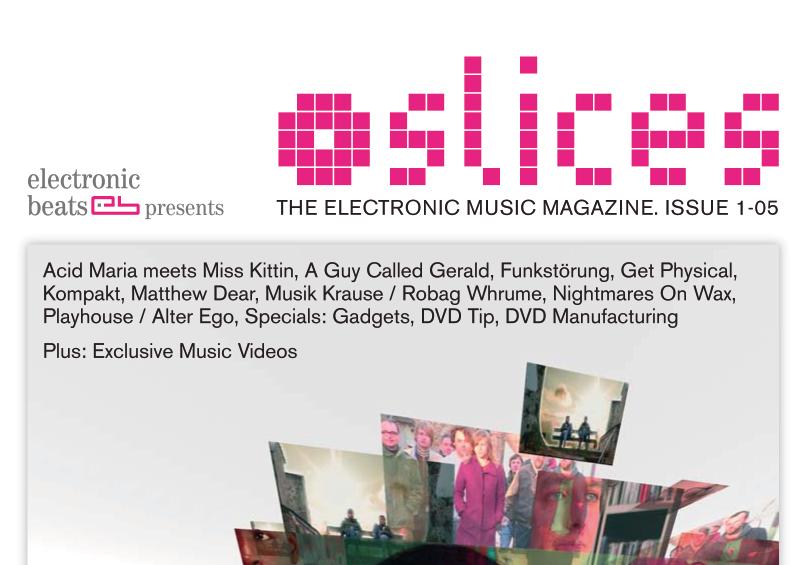 10 Jahre Electronic Beats Slices by Telekom – Bewegtes und bewegendes Magazin