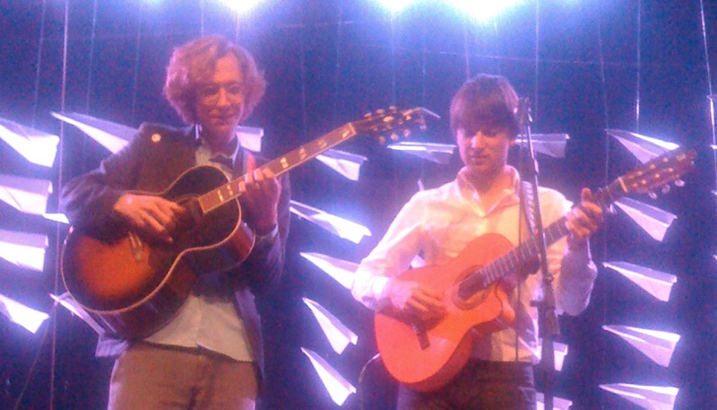 Kings Of Convenience auf Deutschlandtour