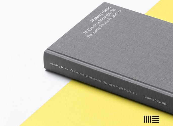 """Ableton veröffentlicht Buch """"Making Music"""""""