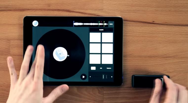 Mixfader – Crossfader für Smartphone & Tablet