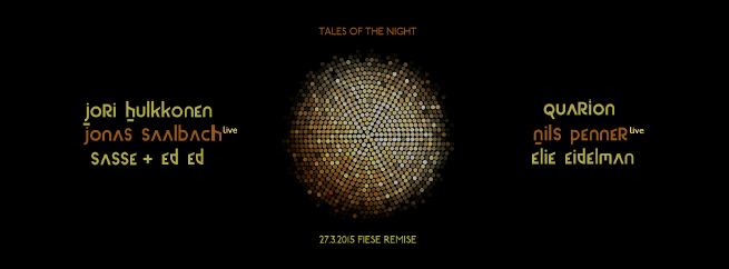 Tales of the Night – Jori Hulkkonen in der Fiesen Remise