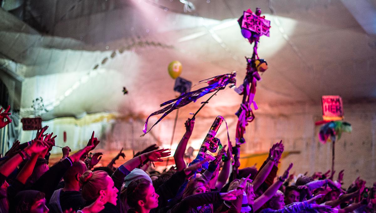 Pangea Festival in Pütniz stockt Line-up auf