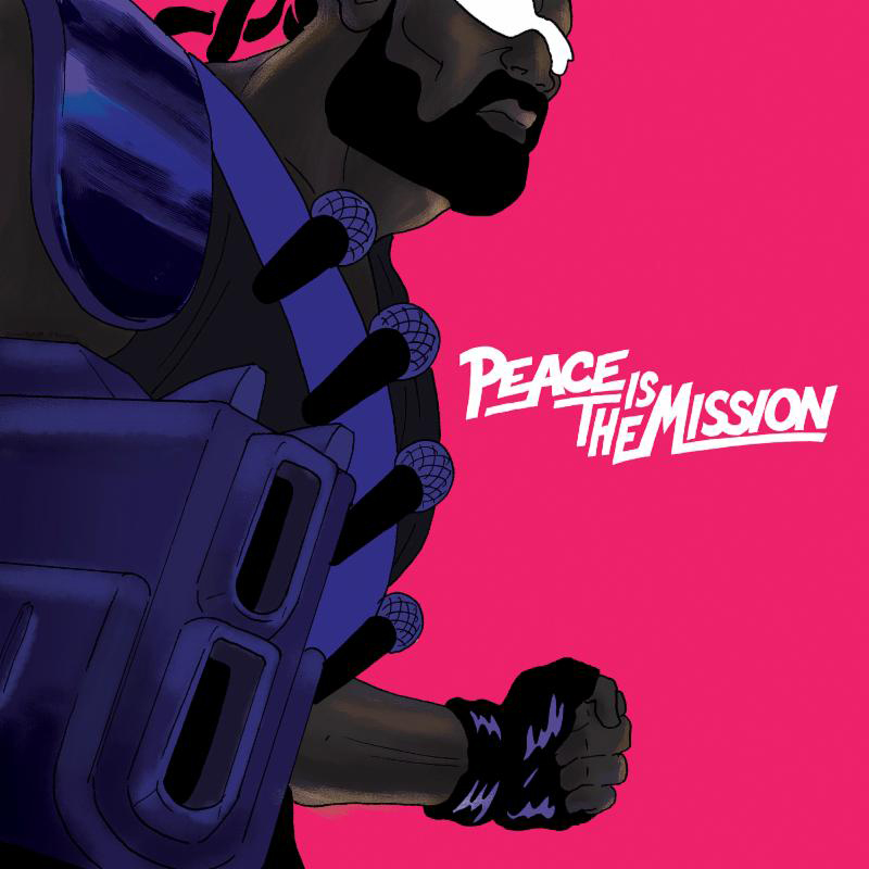Major Lazer auf Friedensmission!