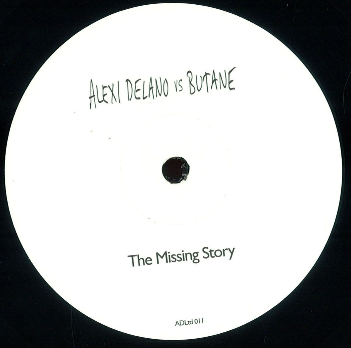 Alexi Delano vs. Butane – The Missing Story (Alexi Delano Limited)