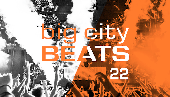 Big City Beats Vol. 22 – die World Club Dome Edition