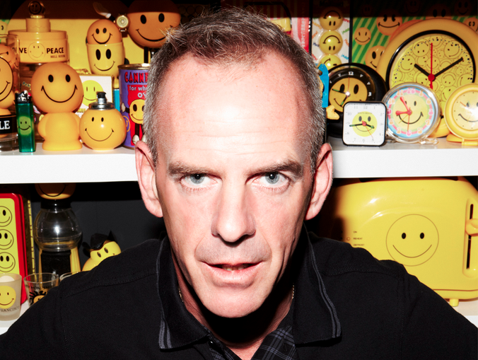 "Fatboy Slim legt ""Halfway Between The Gutter And The Stars"" neu auf"