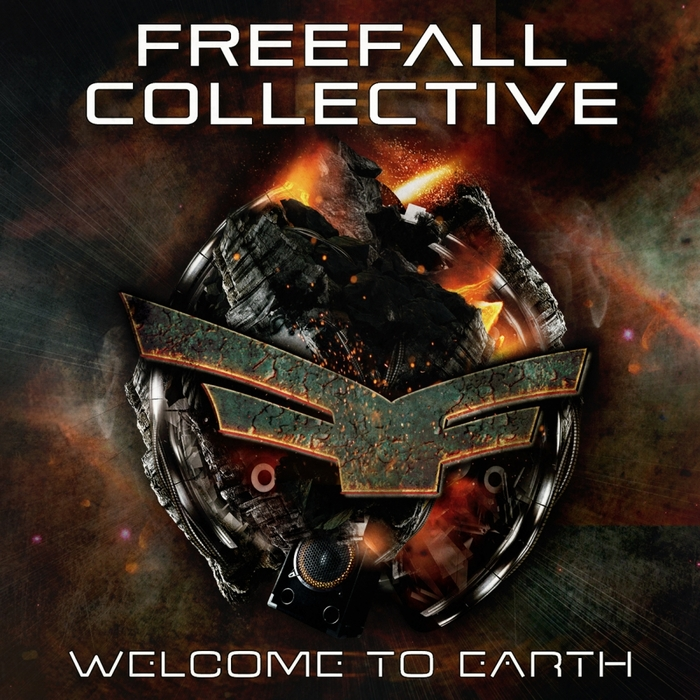 Freefall Collective – Welcome to Earth (SF006)